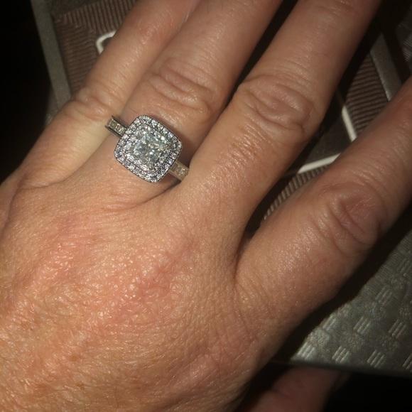 Jewelry Neil Lane Diamond Engagement Ring Size 7 1 12 Poshmark